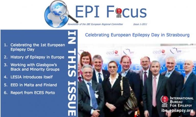 EpiFocus Issue1-2011 - ibe-epilepsy