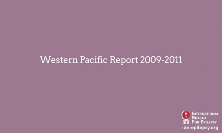 Western Pacific Report 2009-2011