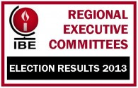 REC Election Results 2013