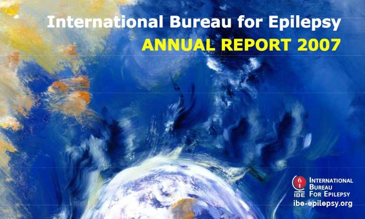 Annual Report 2007 - Ibe-epilepsy