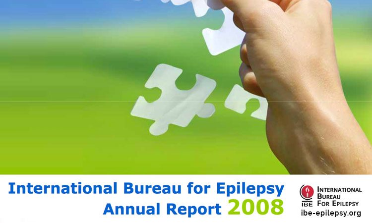 Annual Report 2008 - Ibe-epilepsy