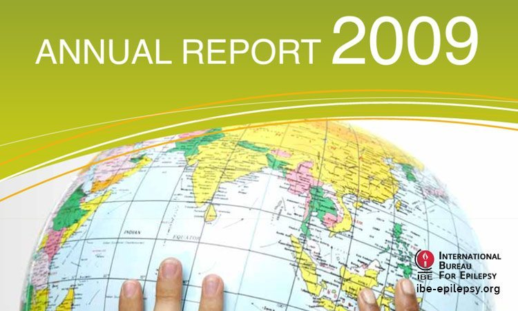Annual Report 2009 - Ibe-epilepsy