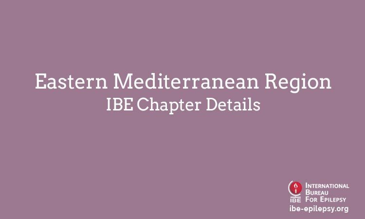Eastern Mediterranean Region IBE Chapter Details