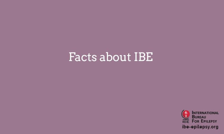 Facts About Ibe International Bureau For Epilepsy