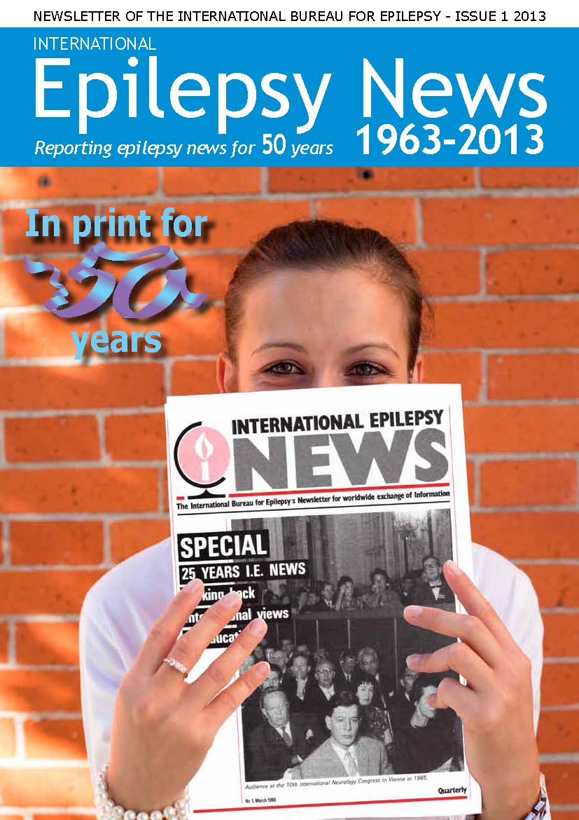IE News: Issue 1 – 2013