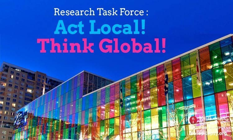 Research Task Force - Act Local! Think Global! copy