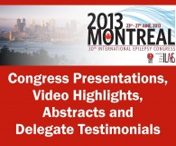 Montreal Congress Highlights
