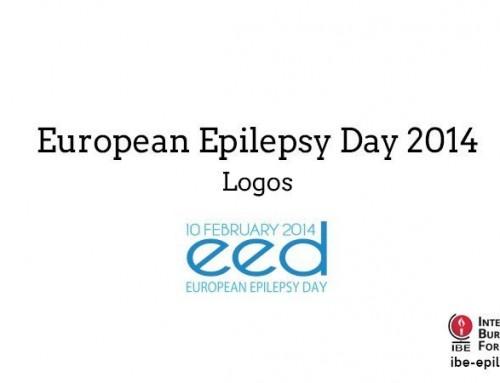 European Epilepsy Day 2014 : Logos