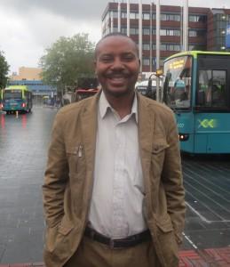 Dr. Luc Mulimbalimba