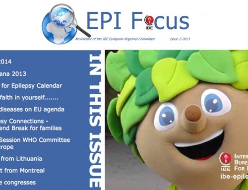EPIFocus Issue 2 – 2013
