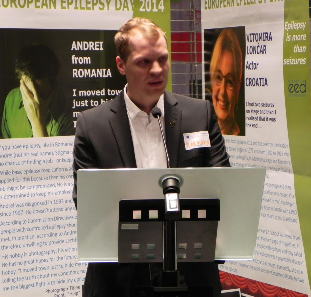 Kalle-Pekka Hietala: Guest Speaker, Finland