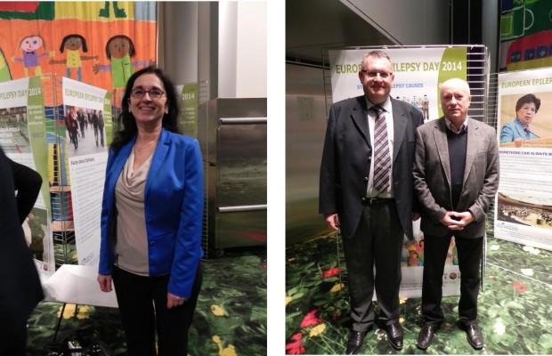 Angelika Werthmann: MEP Austria, Milan Cabrnoch: MEP Czech Republic, Miroslav Ouzký: MEP Czech Republic