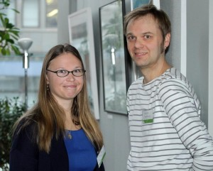 Ms Nora Klemola and Mr Juha Karjula