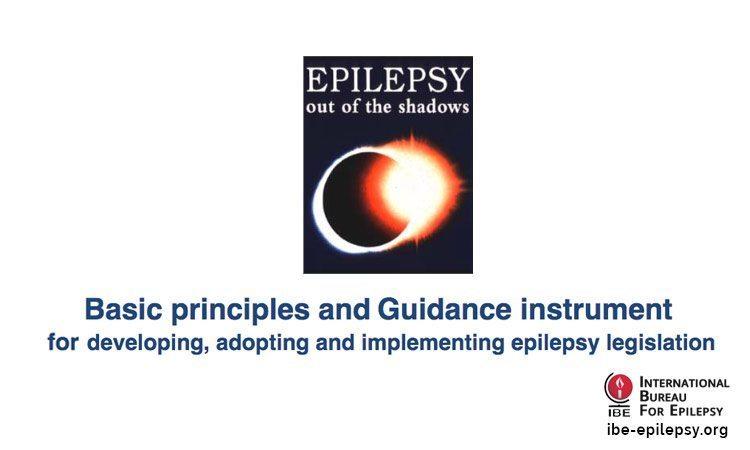 Epilepsy and Legislation - ibe-epilepsy
