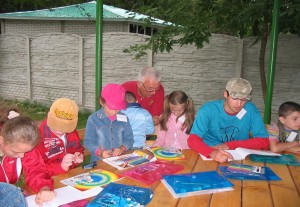 Summer Camps for Children and Parents