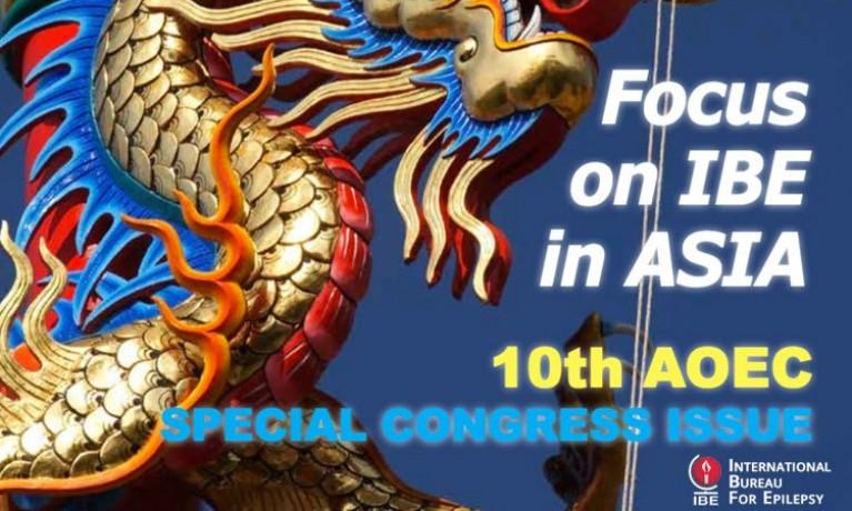 IE News - Congress Issue (10th Asian & Oceanian Epilepsy Congress)