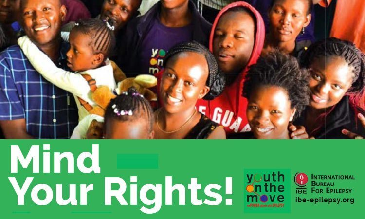 Mind Your Rights! - ibe-epilepsy