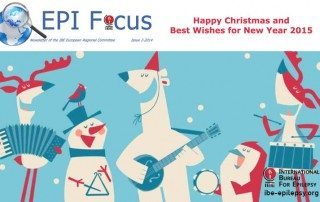 EPIFocus Issue 2 – 2014 - ibe-epiliepsy