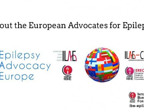 About the European Advocates for Epilepsy