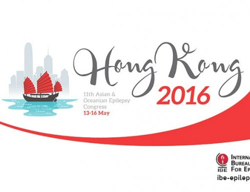 11th Asian & Oceanian Epilepsy Congress (AOEC) :  Hong Kong 13th to 16th May 2016