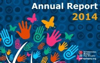 Annual Report 2014 - Ibe-epilepsy