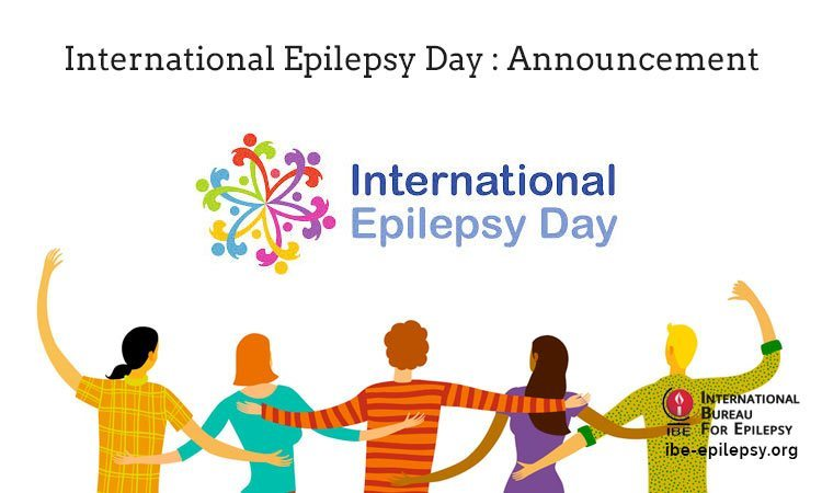 International Epilepsy Day - Announcement