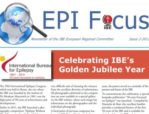 EpiFocus Issue 2 – 2011