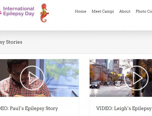 VIDEOS: remarkABLE Personal Epilepsy Stories