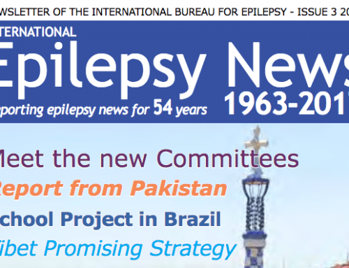 International Epilepsy News – Issue 3, 2017