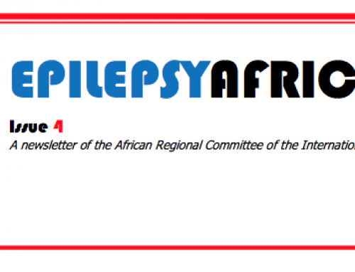 Epilepsy Africa News – Issue 4