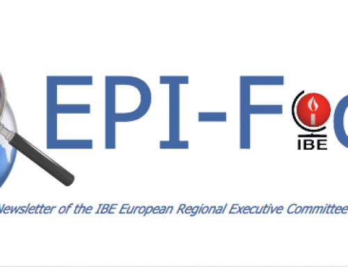 EPI-Focus Issue 11 – Latest News from the IBE European Regional Executive Committee (EREC)