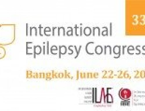 33rd International Epilepsy Congress, Bangkok 2019