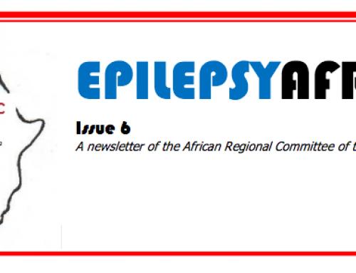 Epilepsy Africa News – Issue  6