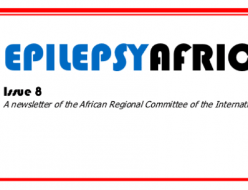 Epilepsy Africa News – Issue  8