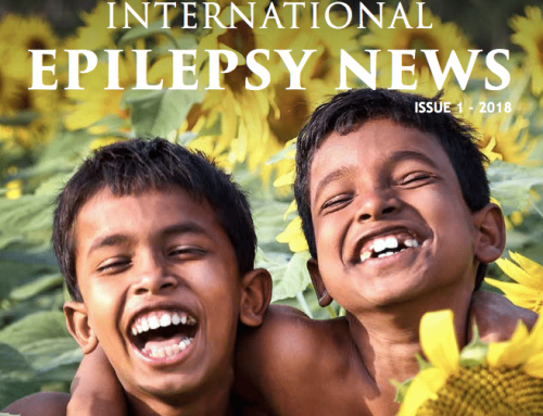 International Epilepsy News – Issue 1, 2018