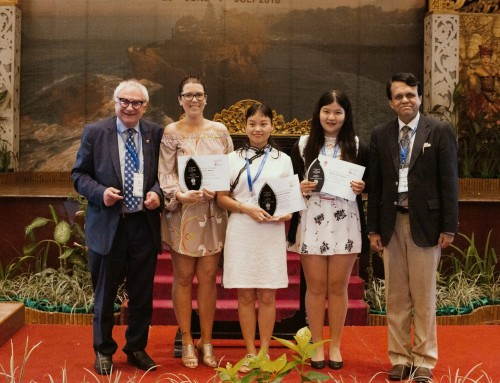 Three recipients win IBE Golden Lights Awards in Bali