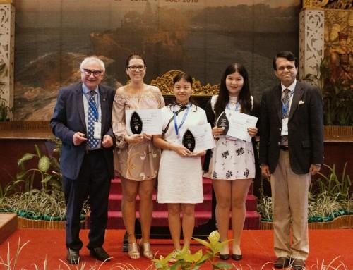 Three recipients win IBE Golden Lights Awards in Bali