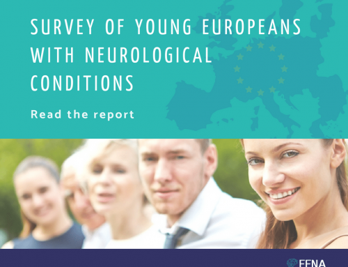 Results of Survey of Young Europeans with Neurological Conditions