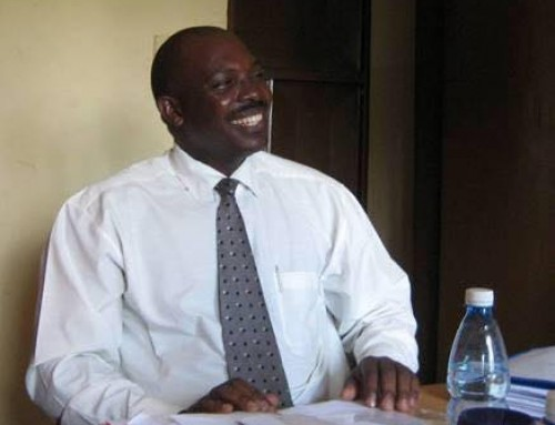 RIP Augustine Mugarura