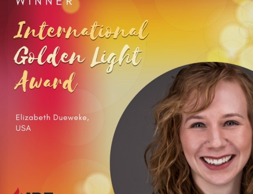 Elizabeth Dueweke, USA – IBE Golden Light Award Winner 2019
