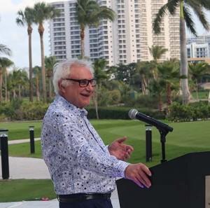 2019 Lifetime Accelerator Award Winner Dr. Martin Brodie