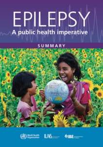 Summary - Epilepsy, a public health imperative