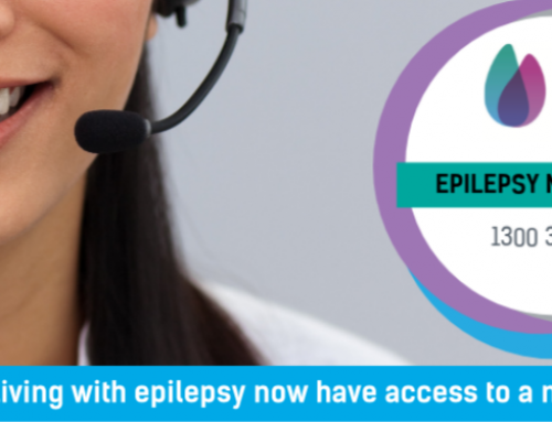 Australians living with epilepsy have access to a new helpline!