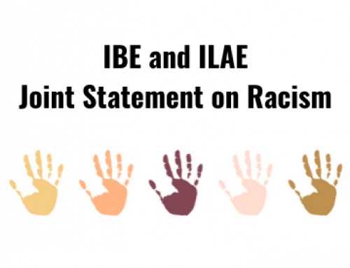 IBE and ILAE Joint Statement on Racism