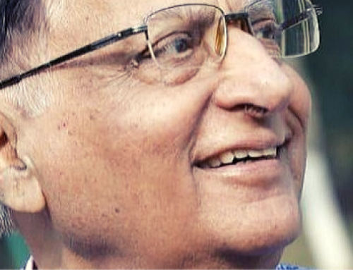 Vinod Saxena, RIP